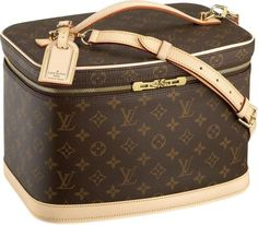 If only I could keep a makeup bag clean enough to buy something this expensive…