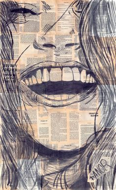 Blog: When Women Laugh - Doodlers Anonymous #Art