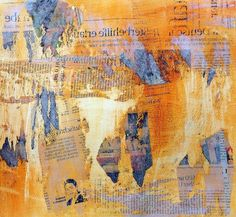 Spannende Strukturen in Acryl   exciting structures with acrylics   Nr 9