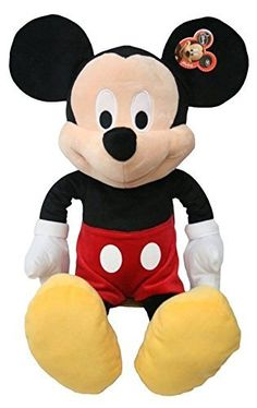 Disney Large Mickey Mouse Plush 25H >>> Find out more about the great product at the image link.