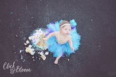 Click and Bloom Photography - Cake Smash