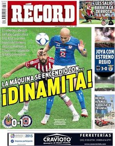 México - RÉCORD 3 de agosto del 2015