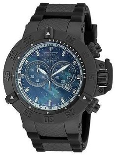 Other Jewelry and Watches 98863: Invicta Subaqua 90126 Mens 50Mm Gunmetal Quartz Watch BUY IT NOW ONLY: $228.36