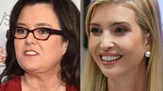 Rosie O'Donnell Meets with Ivanka Trump