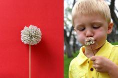 TUTORIAL: Dandelion Pom Poms | MADE