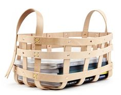 organizing with baskets | Arianna Belle The blog