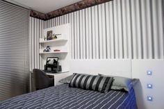 Resultado de imagem para papel de parede para quarto de casal jovem