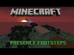 Presence Footsteps Mod 1.7.10/1.7.2 | FDMinecraft.com