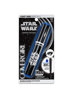 CoverGirl Star Wars Collection - CoverGirl Star Wars Limited Edition Light Side Mascara in Very Black (waterproof) | allure.com