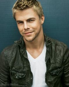 Derek Hough!   He is one of the BEST dancers out there  -  but those talents are at least partially on hold in Dancing With the Stars season 20 as he works on healing a broken toe & sprained ankle suffered at a rehearsal after week-6's show.  Still choreographed... & performed in a limited capacity...week-7.