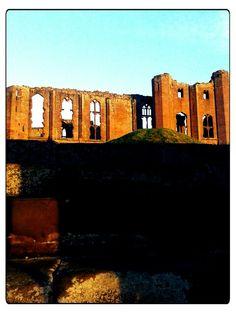 Sunshine & Kenilworth Castle