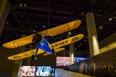 It was used during World War II to train the first African American military pilots, known as the Tuskegee Airmen, and will be on display at the new African American Museum.