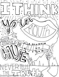 I Draw Band Lyrics