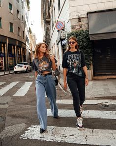 - casual fall outfit, spring outfit, summer, style, outfit i Look Fashion, Street Fashion, Fashion Outfits, High Fashion, 90s Fashion, Jeans Fashion, Woman Fashion, Fashion 2020, Fashion Clothes