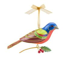 Beautiful Bird Ornaments for Christmas Trees