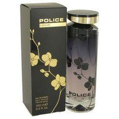 Police Dark by Police Colognes Eau De Toilette Spray 3.4 oz (Women)