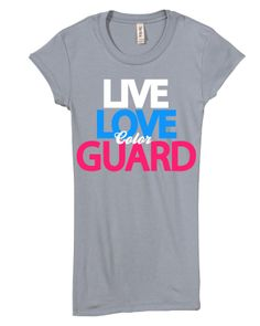 58e6e983de 25 Best ColorGuard Shirts images | Color guard shirts, Winter Guard ...