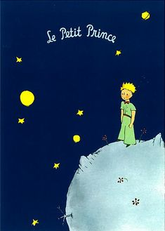 The much-loved 'The Little Prince' by Antoine de Saint-Exupery. Little Prince Quotes, The Little Prince, Rene Char, St Exupery, Photo Wall Collage, Children's Book Illustration, Book Worms, Childrens Books, Good Books