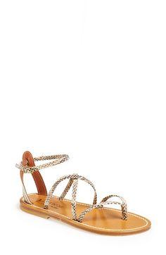 K.Jacques St. Tropez 'Epicure' Sandal (Women) available at #Nordstrom