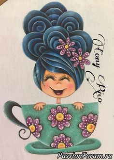 Baby Cartoon Drawing, Cartoon Drawings, Easy Drawings, Fabric Paint Shirt, Fabric Art, Painted Pavers, Painted Rocks, Cony Rico Pintura, Create This Book
