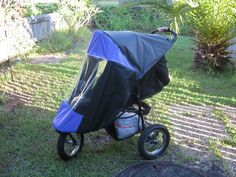 Dollar Store Crafts » Blog Archive » Make a Stroller Cover