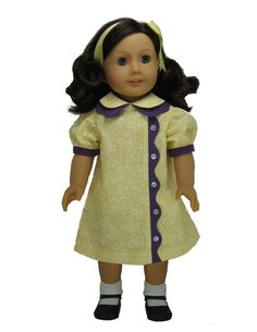 american girl doll clothing sewing pattern