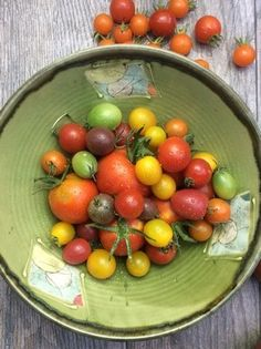 From BLTs to salsa, tomatoes offer a wide-variety of options. Take advantage while they are still coming into your kitchen via the local gardens.