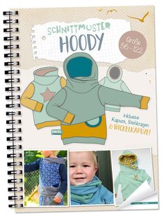 Lybstes. Hoody E-BOOK | Gr. 56-122