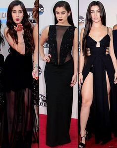 Lauren in black is always iconic tbh.. @pretyfuckindope