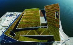The World's Best Living Rooftops   Vancouver Convention centre by PWL Partnership