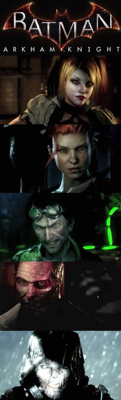 #Batman #ArkhamKnight Looks Like #Scarecrow is the one standing up to Batman and leading the charge in Arkham Knight! http://www.levelgamingground.com/batman-arkham-knight.html
