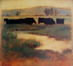 michael workman artist | click on image to enlarge red tags print overall paper