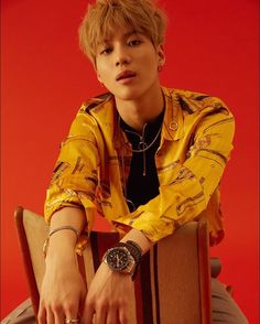 160330 #Taemin - 'GQ Korea April Issue'  #Shinee