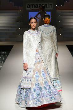 Amazon India Fashion Week Spring/Summer 2016 | Manish Arora #Indiancouture #PM