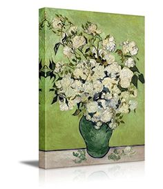 Wall26 - Irises and Roses by Vincent Van Gogh - Oil Paint... https://www.amazon.com/dp/B017B1Q8KQ/ref=cm_sw_r_pi_dp_x_tVZ6ybYHHDR6X
