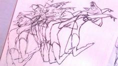 Behance, Ink, Cartoon, Drawings, Gallery, Blue Prints, Roof Rack, Sketches, India Ink