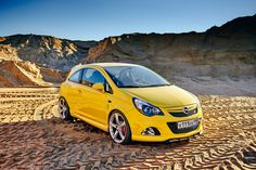 Opel Corsa OPC, Пески Времени | VARIART