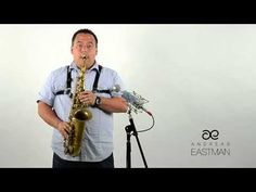 Andreas Eastman Saxophone Product Specialist Ralph Torres goes over how to tune your saxophone.