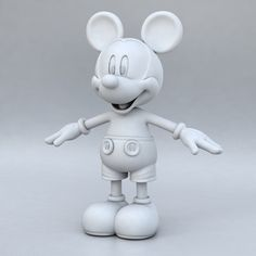 mickey mouse Model available on Turbo Squid, the world's leading provider of digital models for visualization, films, television, and games. Mikki Mouse, Astronaut Cartoon, Sculpture Art, Sculptures, Rhino 3d, 3d Paper Crafts, Vinyl Toys, Mickey Minnie Mouse, Designer Toys