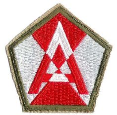 15TH ARMY PATCH (WORLD WAR II) REPRODUCTION