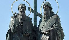 National Feast Day of Saints Cyril and Methodius; Czech and Slovak Republics; July 5; By tradition, the brothers Cyril and Methodius arrived in the region on July 5, 863.