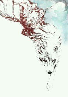 Tattoo Wolf Girl Drawing Tat 15 ideas for 2019 - Tattoo Wolf Girl Drawing Tat . - Tattoo Wolf Girl Drawing Tat 15 ideas for 2019 – Tattoo Wolf Girl Drawing Tat 15 ideas for 2019 # - Wolf Tattoos, Tatoos, Tattoo Magazin, Face Sketch, Girl Sketch, Wolf Sketch, Tatoo Art, Wolf Print Tattoo, Bad Wolf Tattoo