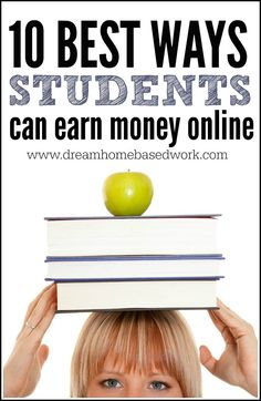 If you are a student and looking for genuine online jobs, here are 10 best ways for students to earn money online.
