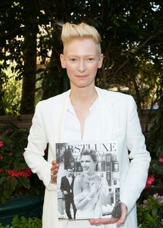 TILDA pose pour Firstluxe