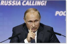 Putin on U.S. refusing to share intelligence about ISIS: They have mush for brains -- Puppet Masters -- Sott.net