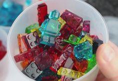 So machst du dir deine eigenen Legosteine. Zum Essen. Aus Fruchtgummi!