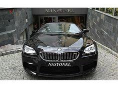 BMW M Serisi M6 Gran Coupe 2013 BMW M6 GRAN COUPE BORUSAN ÇIKIŞLI NASYONEL'DEN