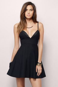 Tripping Out Skater Dress