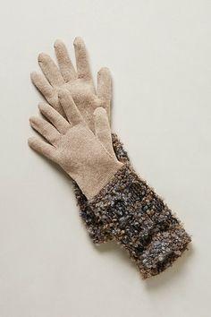 Acadie Gloves #anthropologie