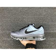 on Nike Air Max 2017 Mens UK in the shop.We guarantee that the shoes you buy are authentic, and we also offer you free home delivery. Air Max 2017, Air Max Sneakers, Sneakers Nike, Blue And Silver, All Black, Nike Men, Nike Air Max, Stuff To Buy, Shoes